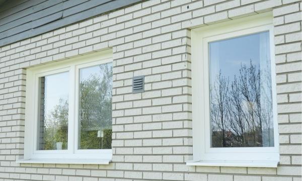 Fönster PVC