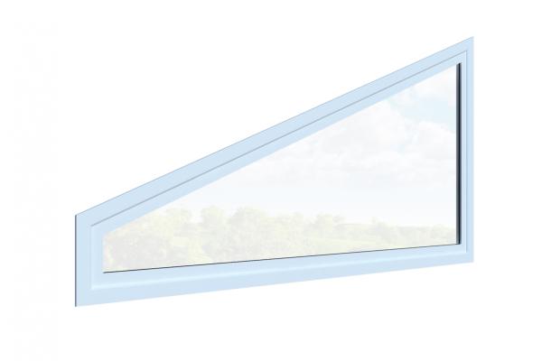 Fönster gavelspets HVF, Sommar