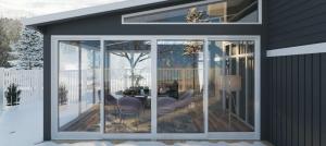 expo wood95 glaspartier vinterträdgård
